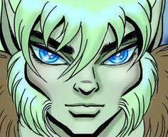 Cutter from #Elfquest by Wendy and Richard Pini. www.elfquest.com