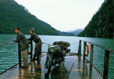 Diarios de Motocicleta (The Motorcycle Diaries), 2004, Walter Salles