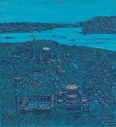 Devrim Erbil (1937 – ) – İstanbul