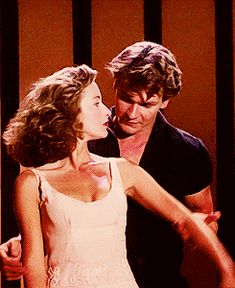 Discover & share this Patrick Swayze GIF with everyone you know. 80s Movies, Iconic Movies, Good Movies, I Movie, Beau Film, Jennifer Grey, Movies And Series, Patrick Swayze, Relationship Goals Pictures