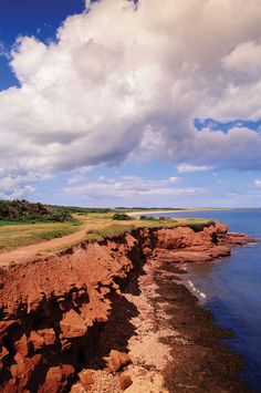 Prince Edward Island, Canada ~ trying to talk mom into a mommy-daughter trip for my senior year. I think she liked the idea of P. Senior Trip, Senior Year, O Canada, Canada Travel, Beautiful Islands, Beautiful Places, East Point, Heavenly Places, Beyond The Sea