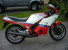 Yamaha RD350 ypvs f1