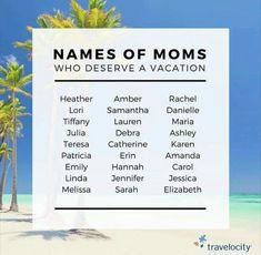 Sarah Elizabeth, Names