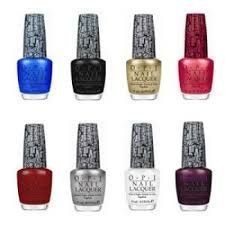 OPI 8pc Shatter Collection Blue Black Gold Pink Red Silver White  Super Bass Shatter >>> Click on the image for additional details.