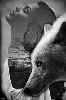 Black White Art, White Wolf, Wolf Spirit, Spirit Animal, World Of Fantasy, Fantasy Art, Wolves And Women, Bullet For My Valentine, Life After Death