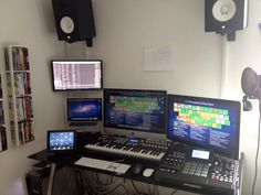 Mac Setups: Mac Music Studio & Development Workstation