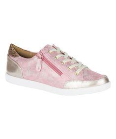Rose Quartz Fairfax Sneaker