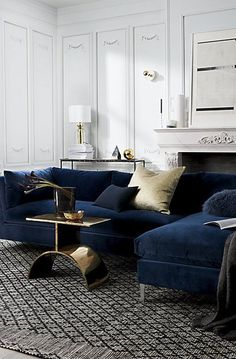 New Apartment Decorating Living Room Modern Sofas 55 Ideas Living Room Colors, Living Room Modern, Rugs In Living Room, Living Room Designs, Living Room Furniture, Living Room Decor, Lane Furniture, Furniture Decor, Furniture Stores