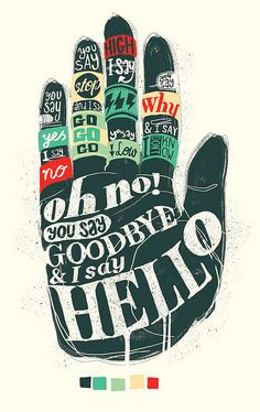 Hello, Goodbye-The Beatles