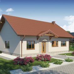 Zobacz projekt małego domu ze strychem do adaptacji - Najlepsze Domy