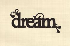 Dream Wall Decal  Laugh by SpecialCuts on Etsy, $4.00