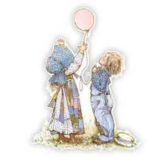 Holly Hobbie Wall Graphics from Walls 360: Holly Hobbie Classic ...