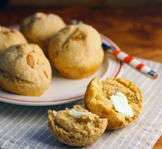 Irish soda bread muffin recipe {The Perfect Pantry}