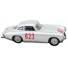1952 Mercedes 300SL, Mille Miglia, Kling/Klenk