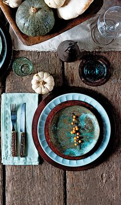 5 decor ideas for a beautiful Thanksgiving party