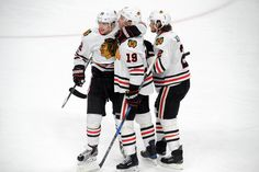 Morning Bag Skate: Jonathan Toews sets Blackhawks overtime goals record - Second City Hockeyclockmenumore-arrowStubhub Logo : Our daily look at Blackhawks news and the happenings around the hockey world.