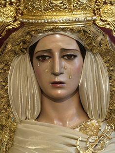 Virgen de la Esperanza (autoría anónima del siglo XVII), Málaga