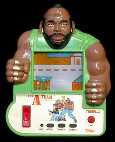 The Search For The Worst LCD Game Of All Time: A-Team