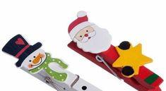 Os artesanatos de Natal para fazer com pregador agilizam a sua vida nesta época onde o tempo está pa