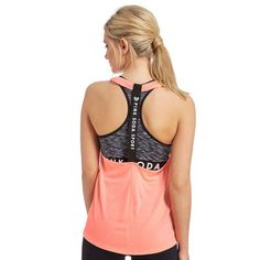 Pink Soda Sport 2-In-1 Vest | JD Sports