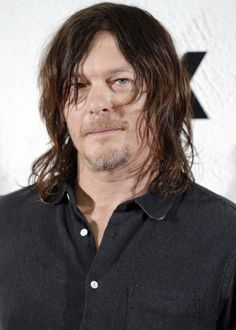 """ Norman Reedus attends 'The Walking Dead' Eurotour photocall on March 9, 2017 in Madrid, Spain """