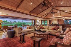 Spacious Residence at Hualalai Four Seasons Resort. $6,950,000 #resortphotography