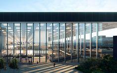 KAAN Architecten amsterdam airport