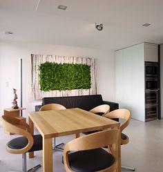 resultado de imagen de jardines verticales de interior jardn vertical pinterest jardn vertical imagenes de jardines y jardn