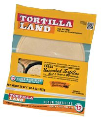 FREE Package of TortillaLand Tortillas Sweepstakes! They are giving away 1,000 Prizes!