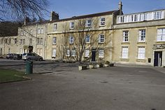 Monkton Combe School (the part of the terrace block known as The Old Vicarage) Images Of England, Hurley, View Image, Monuments, Terrace, Theatre, Travelling, Buildings, The Past