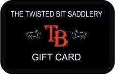 Holiday Gift Card Special now at The Twisted Bit Saddlery. For every $100.00 Gift Card purchased, receive an additional $20.00 Gift Card. Available in the store and by calling the store, 914-437-7576 during store hours. Tues - Sat 10am to 5pm / Sun 11am - 4pm #thetwistedbit