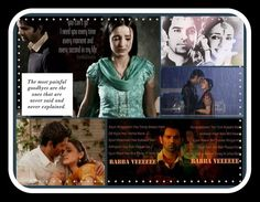 Barun Sobti & Sanaya Irani moments together.