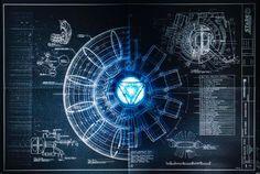 Pdf blueprints arc reactor