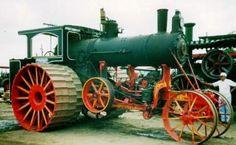 Avery Buharlı traktör
