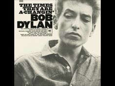 Bob Dylan – The Times They Are A-changin' album art - Fonts In Use Joan Baez, North Country, Country Blue, Frank Zappa, Martin Luther King, Lp Vinyl, Vinyl Records, Hattie Carroll, Boots Of Spanish Leather