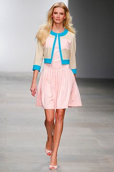 Issa - Ready-to-Wear - 2012 Spring-Summer
