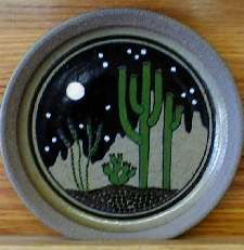 """From """"Made in Jerome"""" (Jerome, AZ)   Cool pottery about Arizona, would be fun cast gift, maybe?"""