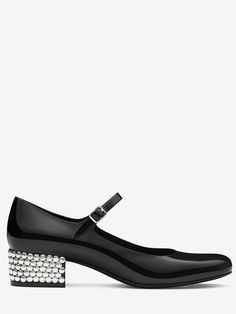 Babies by Saint Laurent Mary Janes, Saint Laurent, Dressing, Loafers, Babies, Flats, Shopping, Shoes, Fashion