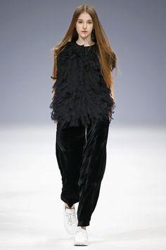 Elena Burenina, Look #19