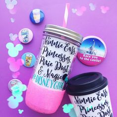 24oz. glitter dipped mason jar tumbler with lid and BPA free reusable acrylic straw.Each mason jar tumbler is decorated with permanent vinyl....it won't come off but please be sure to hand wash the glasses so that they last for years!