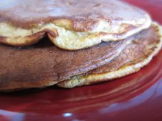oat free protein pancake recipe - soooo gluten free and paleo happy snack x