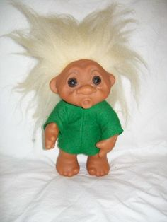 Dam troll doll