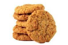 Anzac biscuits have become part of the Anzac Day tradition in Australia. There are many variations on the recipe but here's one for you to try . Gluten Free Desserts, Gluten Free Recipes, Diabetic Desserts, Quick Recipes, Baking Recipes, Muffin Recipes, Healthy Recipes, Gluten Free Anzac Biscuits, Cookie Recipes