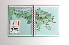 MY AWESOME BALI ADVENTURE — kid's activity book on Behance
