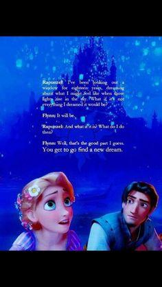 Yeah Rapunzel