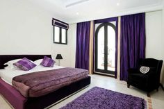 Purple Bedroom Ideas Images Pictures Photos Of Home House