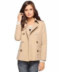 Double-Breasted Trench w/Belt | FOREVER21 - 2011409846
