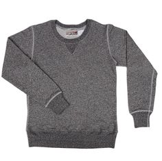 Women's Sweatshirt - Salt & Pepper