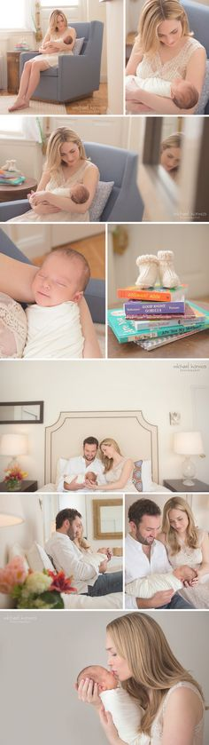 """""""Some things are more precious because they don't last long.""""-Oscar WildeFresh & Modern Lifestyle Newborn Photography in NYC 