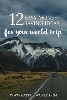 Discover These 12 Practical Money-Saving Travel Tips That Will Help You to Stay on the Road Much Longer Without Even Having to Tighten Your Belt! Working Holiday Visa, Working Holidays, Us Travel, Travel Style, Travel Tips, You Are The World, All Over The World, Saving Ideas, Money Saving Tips